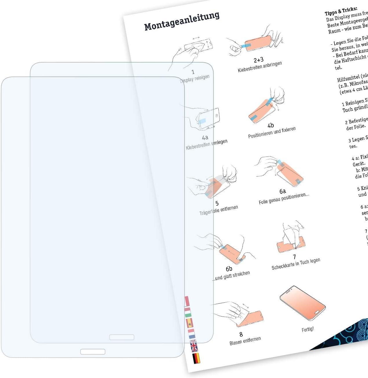 Bruni Schutzfolie Kompatibel Mit Onyx Boox Nova Pro Computer Zubehör