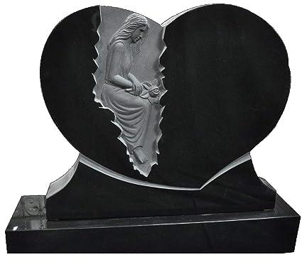Amazon Com Single Marker Headstone Gravestone Monument