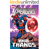 Avengers vs. Thanos (English Edition)