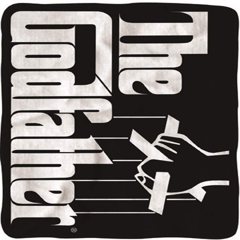 Utopia Alley Officially Licensed The Godfather Very Soft and Cozy Fleece Blanket Throw