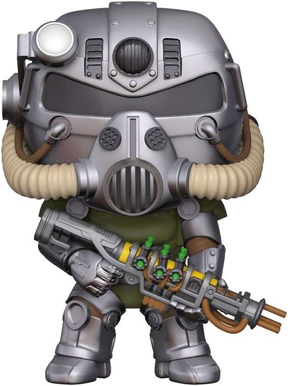 Horror-Shop Figura Fallout T-51 Power Armor Funko Pop!: Amazon.es: Juguetes y juegos