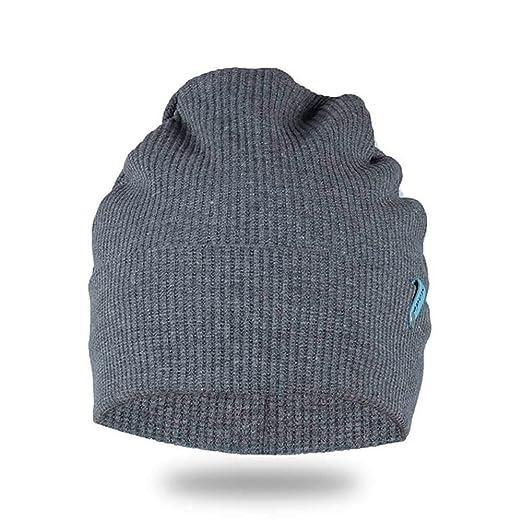Sombrero de Invierno para Hombre Sombreros de Punto de Moda para ...