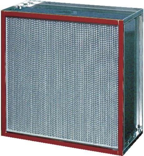 TRUSCO 日本無機 耐熱180度HEPAフィルタ 610×610×150 ATME17QES4