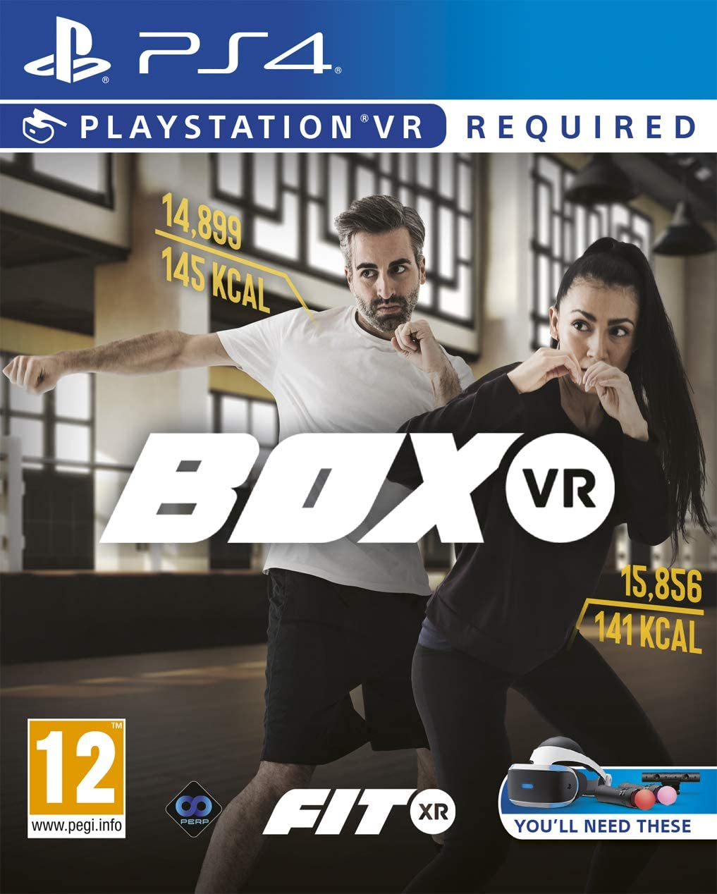 Box VR (PSVR Required): Amazon.es: Videojuegos