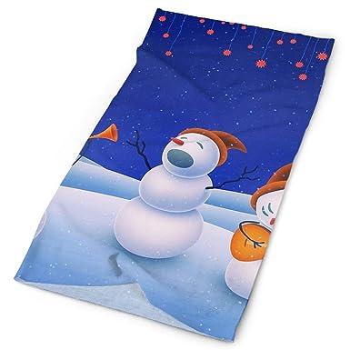 Amazon.com: Hallome Merry Navidad muñeco de nieve fiesta ...