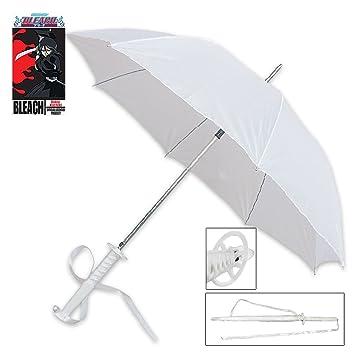 Producto oficial de Bleach Anime Rukia Kuchiki espada mango paraguas