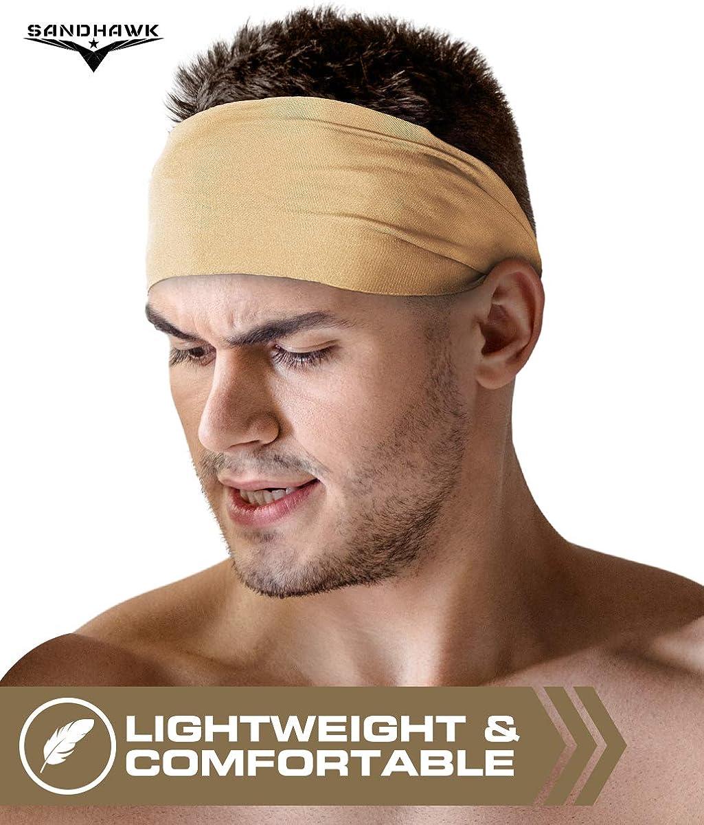 Unisex Sweatband Headband Strap Home Sports Yoga Gym Running Fitness Exercise