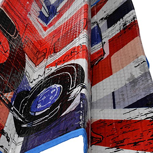 London Auto Sun Shade For Car Suv Truck Union Jack
