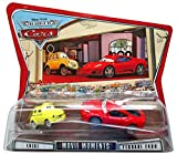 : Cars Movie Moments Luigi & Ferrari F430