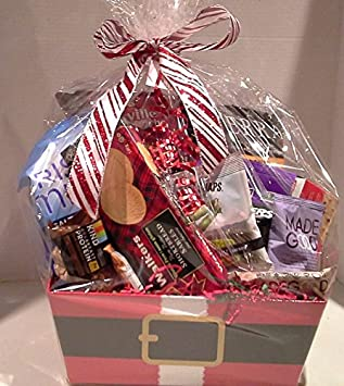 A gluten free gift basket great gift for any occasion amazon a gluten free gift basket great gift for any occasion amazon home kitchen negle Images