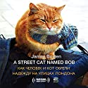 A Street Cat Named Bob [Russian Edition]: How One Man and His Cat Found Hope on the Streets Audiobook by James Bowen Narrated by Dimitriy Kreminskiy