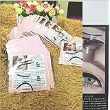 Makeup Beauty Cat Eyeliner Smokey Eye Stencil Models Template Shaper Tool