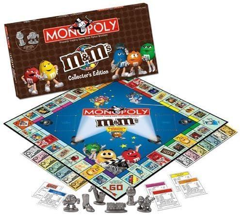 M&Ms Monopoly by USAopoly: Amazon.es: Juguetes y juegos