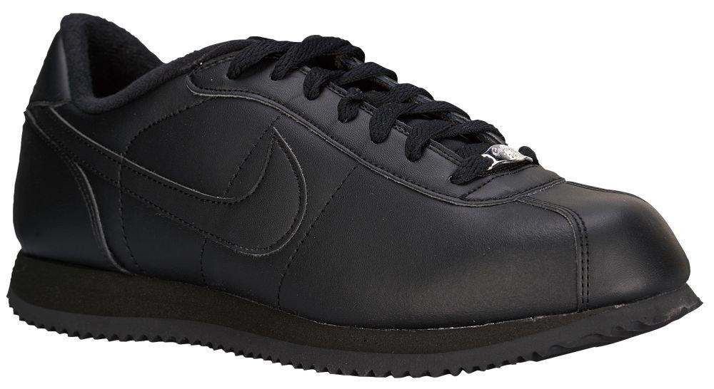 [ナイキ] Nike Cortez - メンズ ランニング [並行輸入品] B0714MGV5J US06.0 ブラック/ブラック