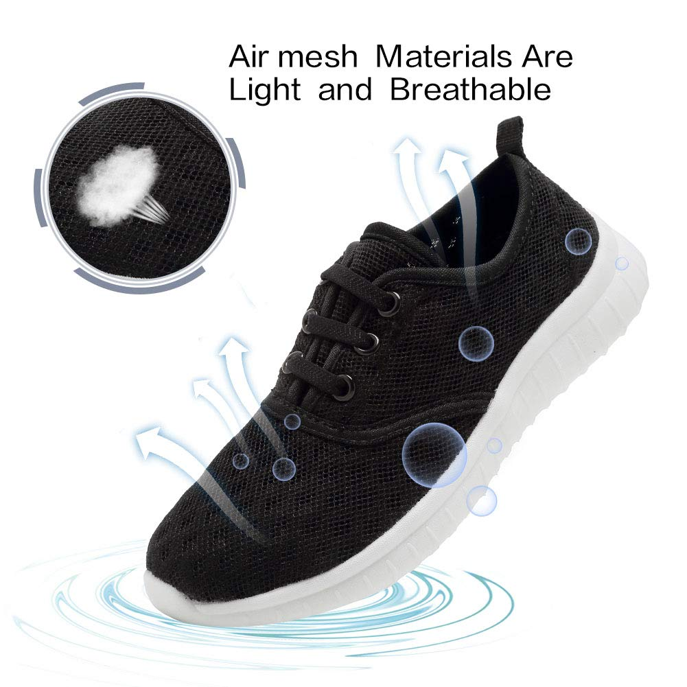 FCKEE Kids Quick Drying Water Aqua Shoes