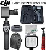 DJI Osmo Mobile 2 Handheld Smartphone Gimbal Stabilizer Must-Have Videographers Bundle