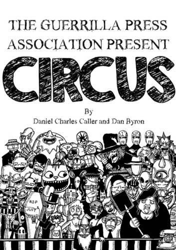GPA Present Circus [Caller, Daniel] (Tapa Blanda)