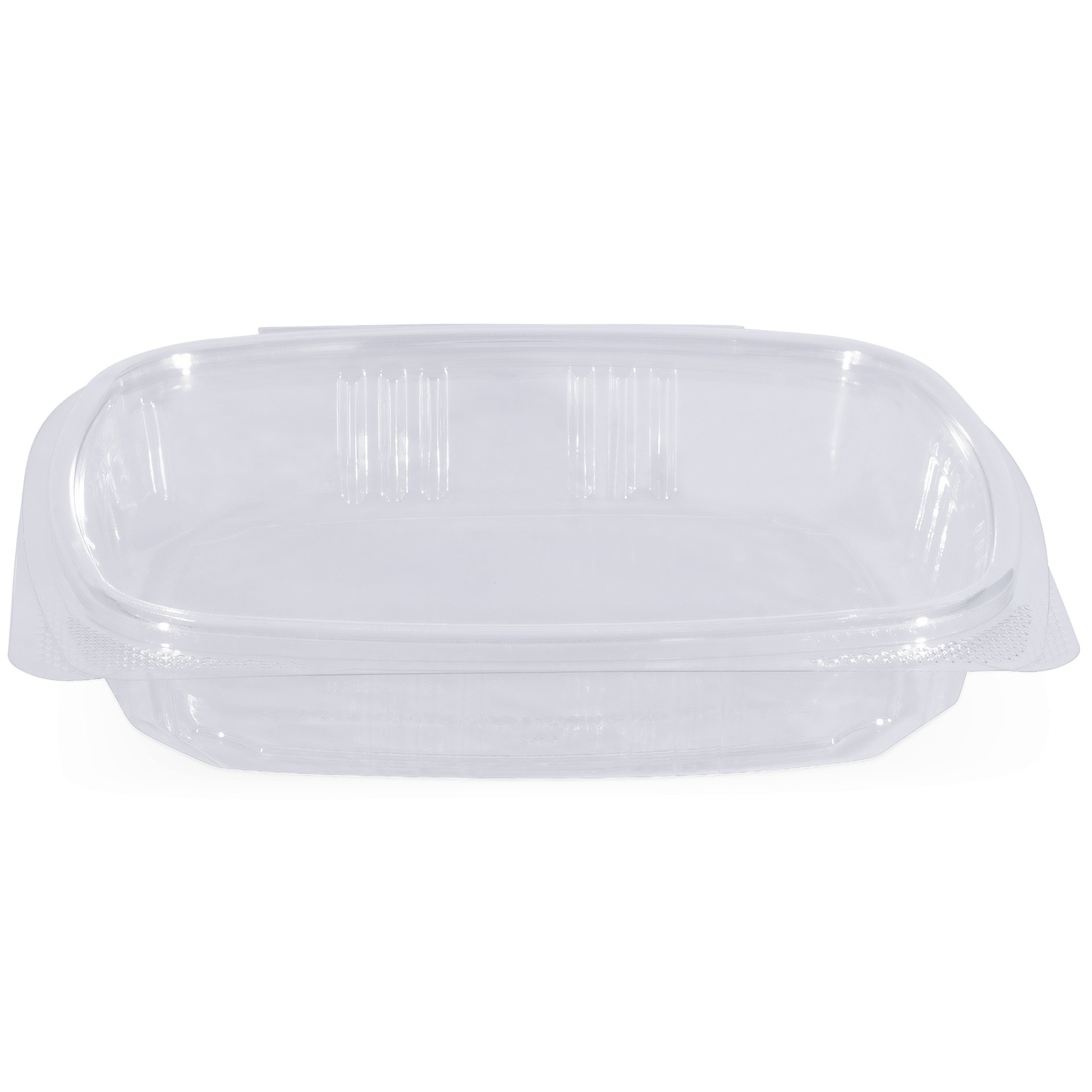 Simply Deliver 16 oz Shallow Hinged Lid Deli
