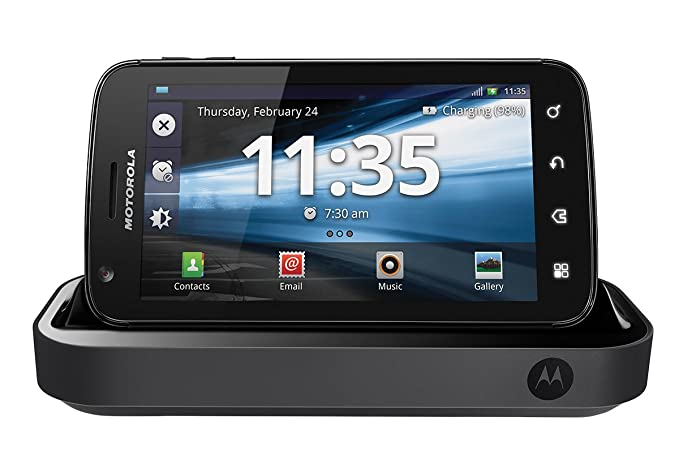 amazon com motorola hd multimedia dock for motorola atrix 4g rh amazon com Atrix 4G Dock Atrix 4G Laptop Dock