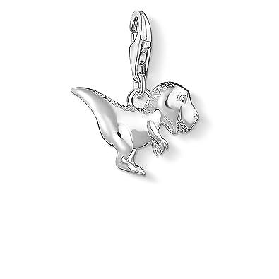 Thomas Sabo Women Silver Clasp Charm - 1474-001-12 y0XD8