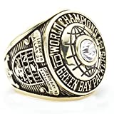 Budazo Tide Mens And Male's 1966 Green Bay Packers Championship Rings,US 14