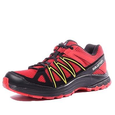 Homme Xa Running Chaussures Bondcliff Rouge Salomon Noir EWH9I2YD