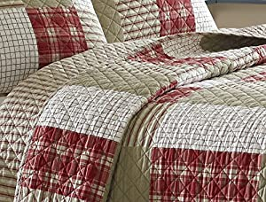 Eddie Bauer Cotton Quilt Set by Eddie Bauer
