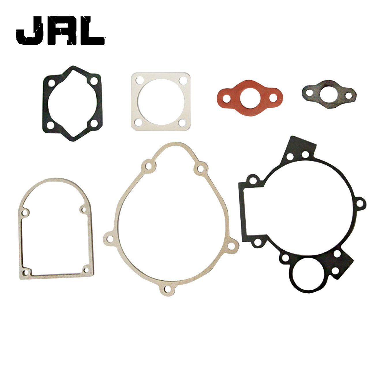 15xSquare Clutch Pads/&Gasket Kit/&Clutch Puller For 49cc 66cc Motorized Bike