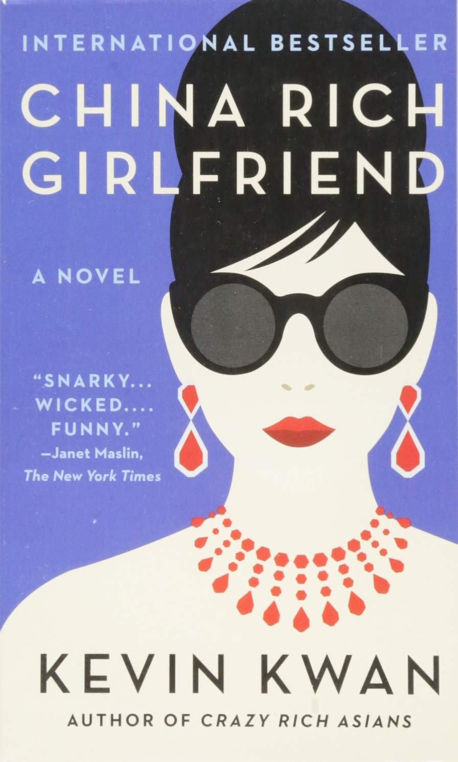 321381809bb8 China rich girlfriend  Amazon.it  Kevin Kwan  Libri in altre lingue