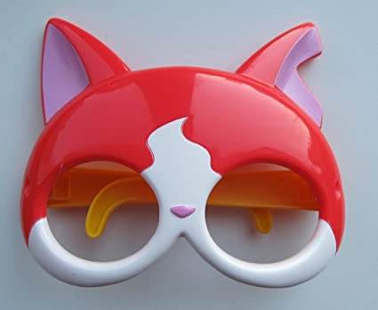 2018 Yo-Kai #4 Jibanyan Mask Original McDonalds Happymeal Toy