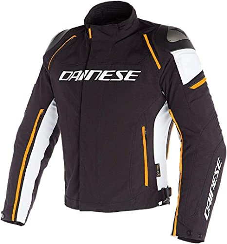 Amazon.com: Dainese Racing 3 D-Dry - Chaqueta de moto para ...