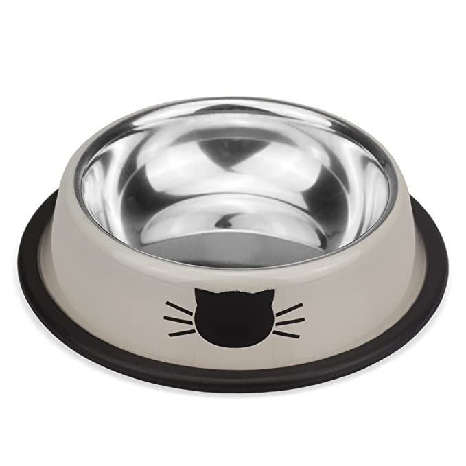 Amazon.com: Petfamily tazón de acero inoxidable ...