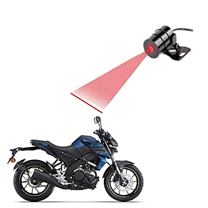 Vagary Bike Laser Light Tail Brake Lights for Yamaha MT 15: Amazon