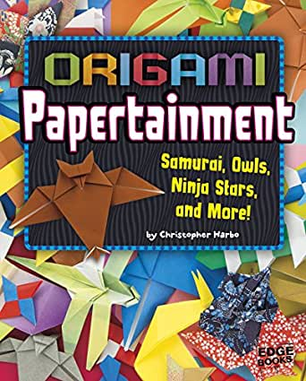 Origami Papertainment (Origami Paperpalooza) (English ...