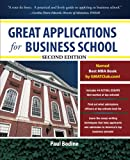 Great Applications for Business School, Second