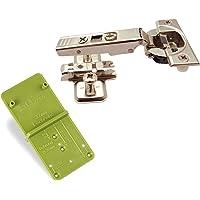 1 stuk Blum Blumotion potscharnier CLIP Top 71B3550 hoekscharnier 110° clipmechaniek, zelfsluitmechanisme en demper