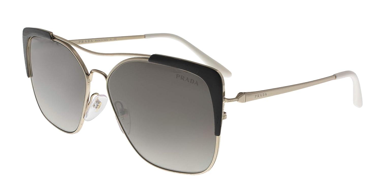Amazon.com: Prada PR 54VS - Gafas de sol cuadradas para ...