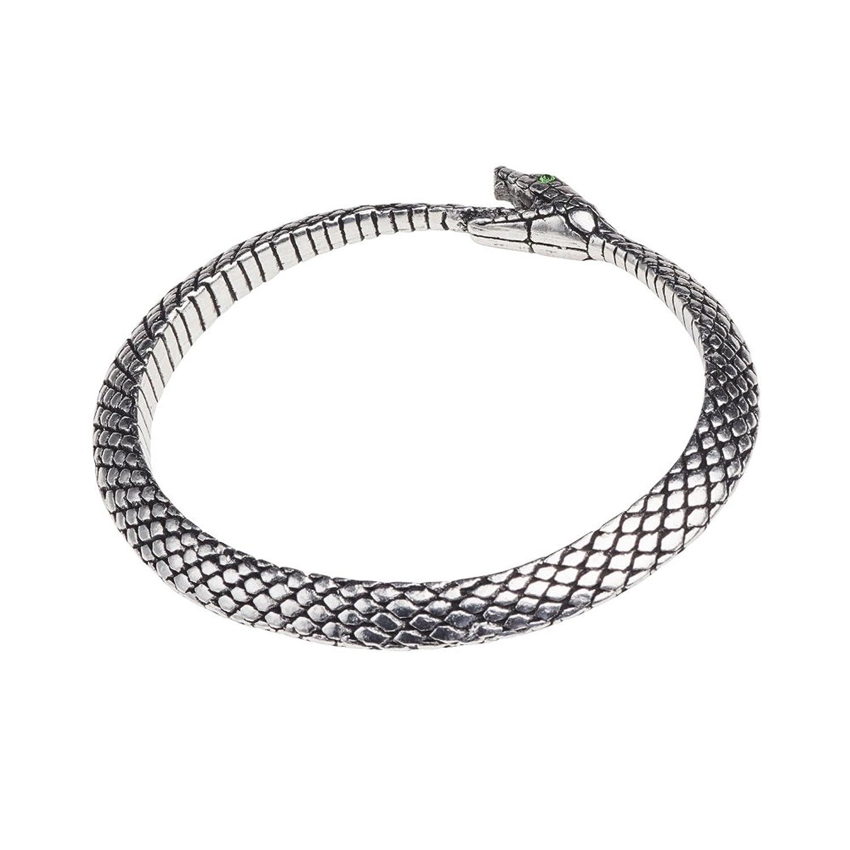 Amazon womens cuff bracelet ouroboros ancient greek snake amazon womens cuff bracelet ouroboros ancient greek snake eating tail gnostic symbol of eternity size small jewelry biocorpaavc