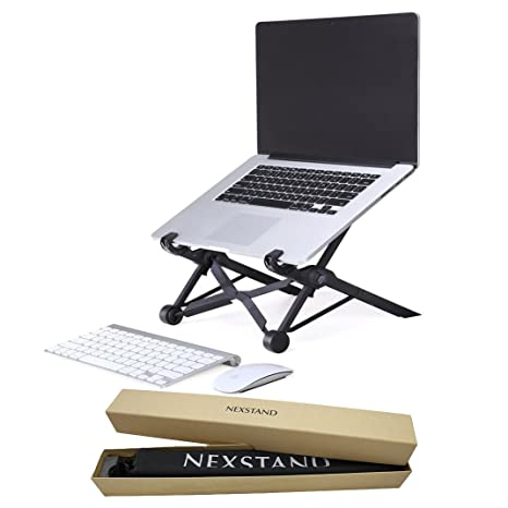 Nexstand Laptop Stand U2013 Portable Laptop Stand U2013 PC And MacBook Laptop Stand