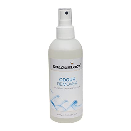 Colourlock Odour Remover Spray for Leather and Textiles to Remove The Smell  of Smoke, Urine and Other unpleasant Odors from car interiors, Furniture,