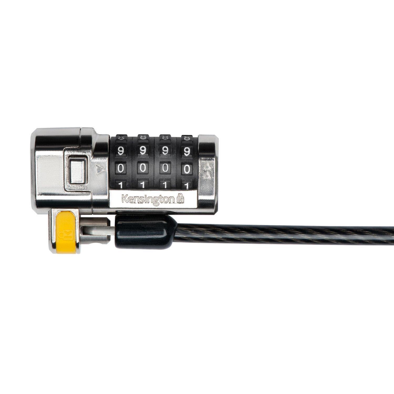 Kensington ClickSafe Master Coded On-Demand Combination Lock (K64679US)