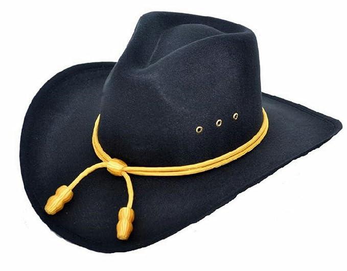 Sombrero negro de caballería 41a7304a3b5c