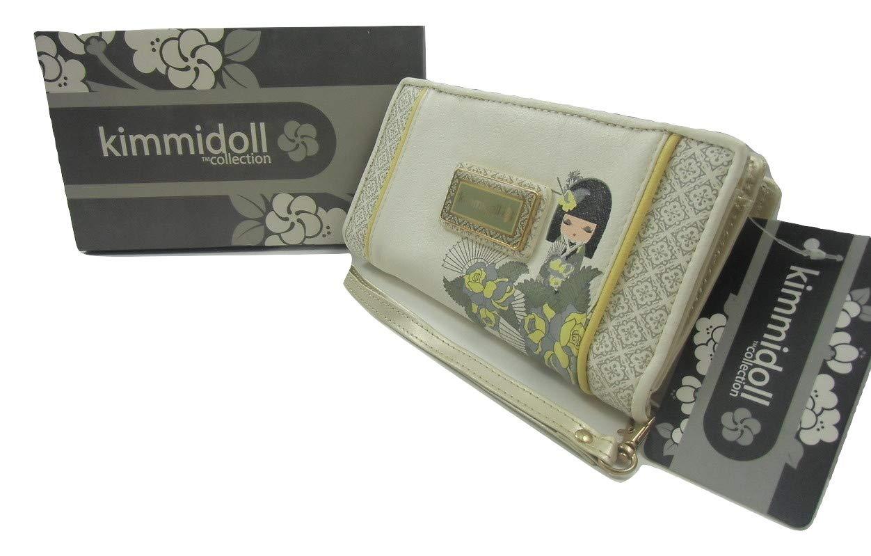 Kimmidoll Collection Monedero Estuche Portatodo Blanco Mujer ...
