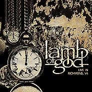 Lamb of God: Live In Richmond, VA [Disco de Vinil]