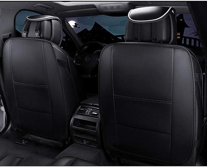 Housse siège voiture tunning universel DIABLO noir rouge 2//3 1//3 compat airbag