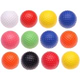 Fanovo Foam Golf Balls - Practice Golf Balls - Pet Balls, Light Soft Elastic Training Multifunction Sport Balls