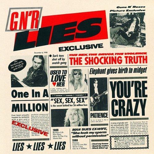 G N R Lies by Guns N