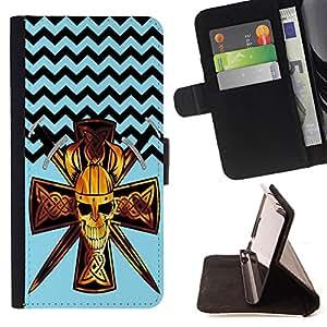 Dragon Case - FOR Samsung Galaxy S5 Mini, SM-G800 - Don't compare your life - Caja de la carpeta del caso en folio de cuero del tir¨®n de la cubierta protectora Shell