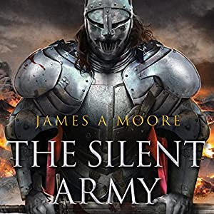 The Silent Army Hörbuch