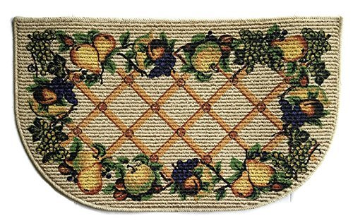 Fruit Kitchen Rug 18 x 30 inches